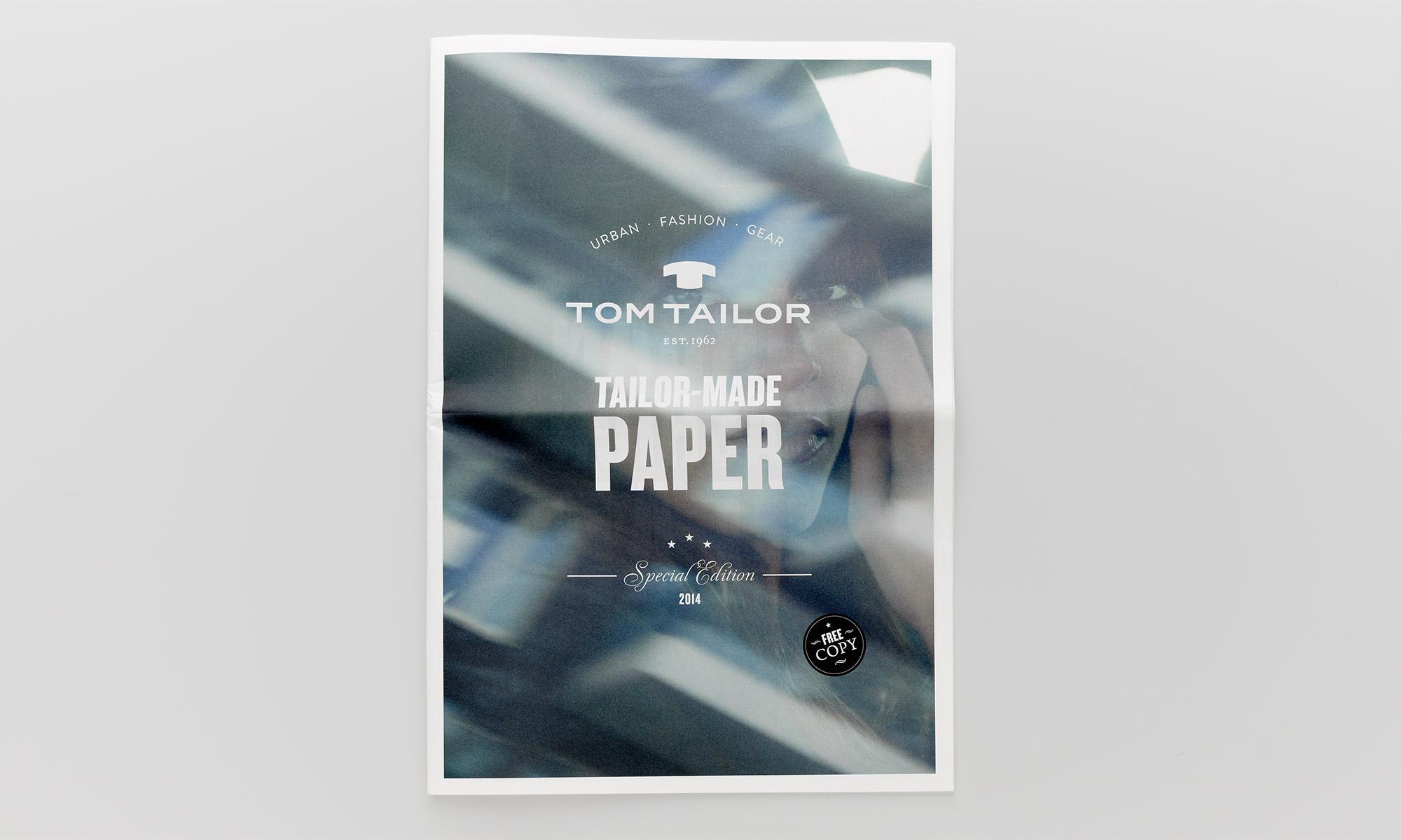 Tom Tailor Magazin