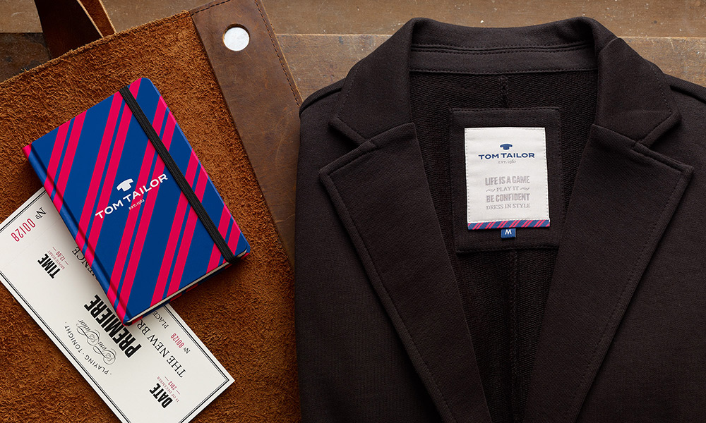 Tom Tailor Corporate Identity