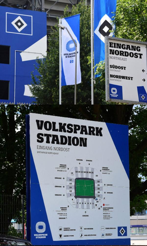HSV Volkspark Stadion