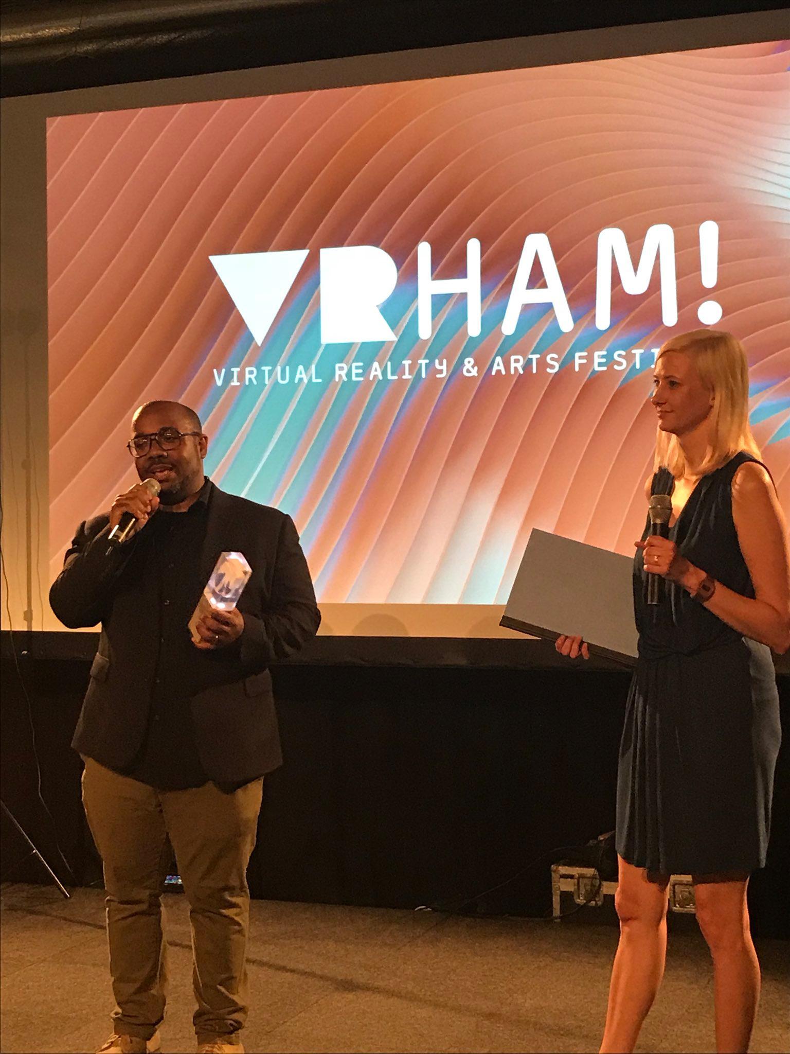 VRHAM Corporate Identity
