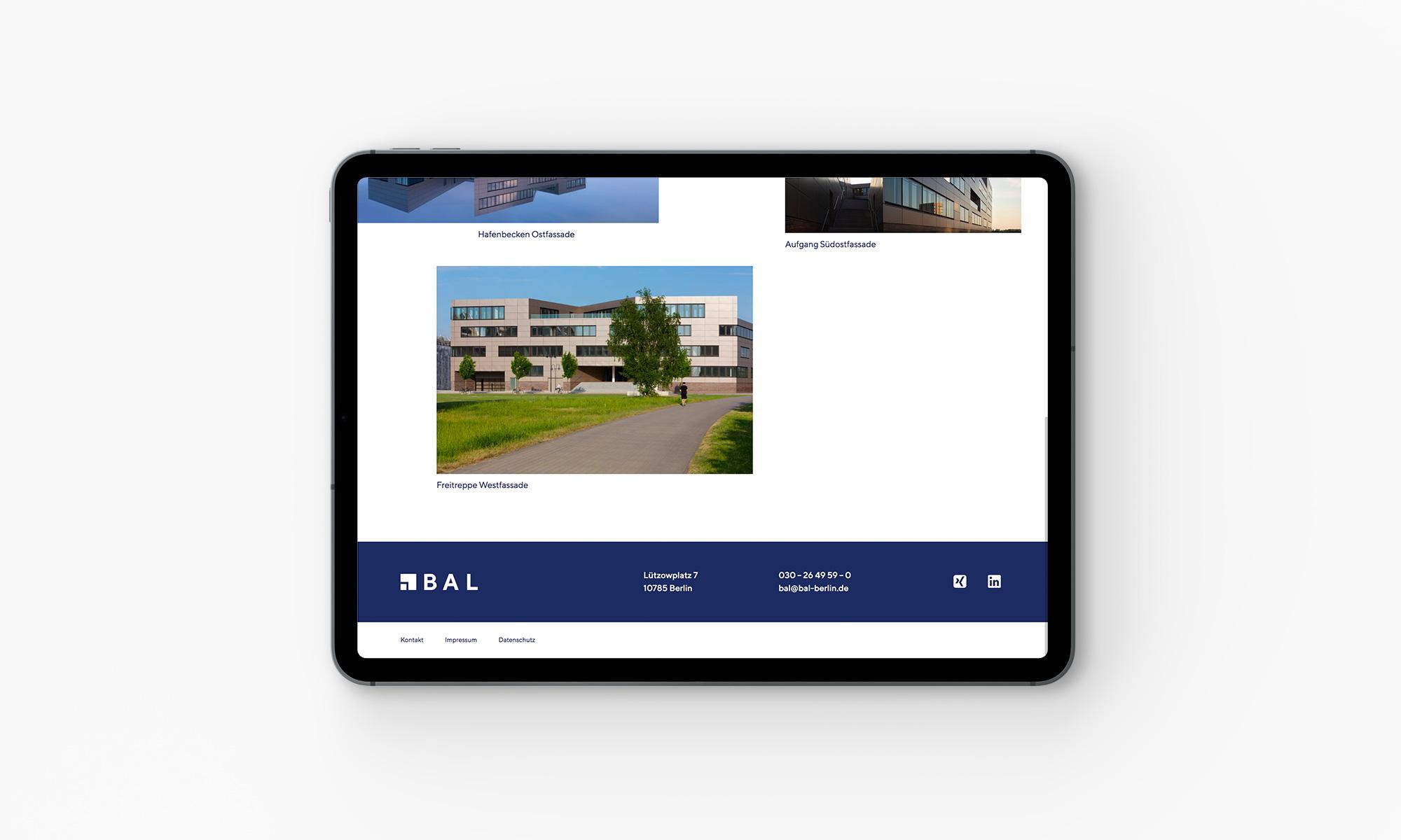 BAL, das Büro für Bauleitung