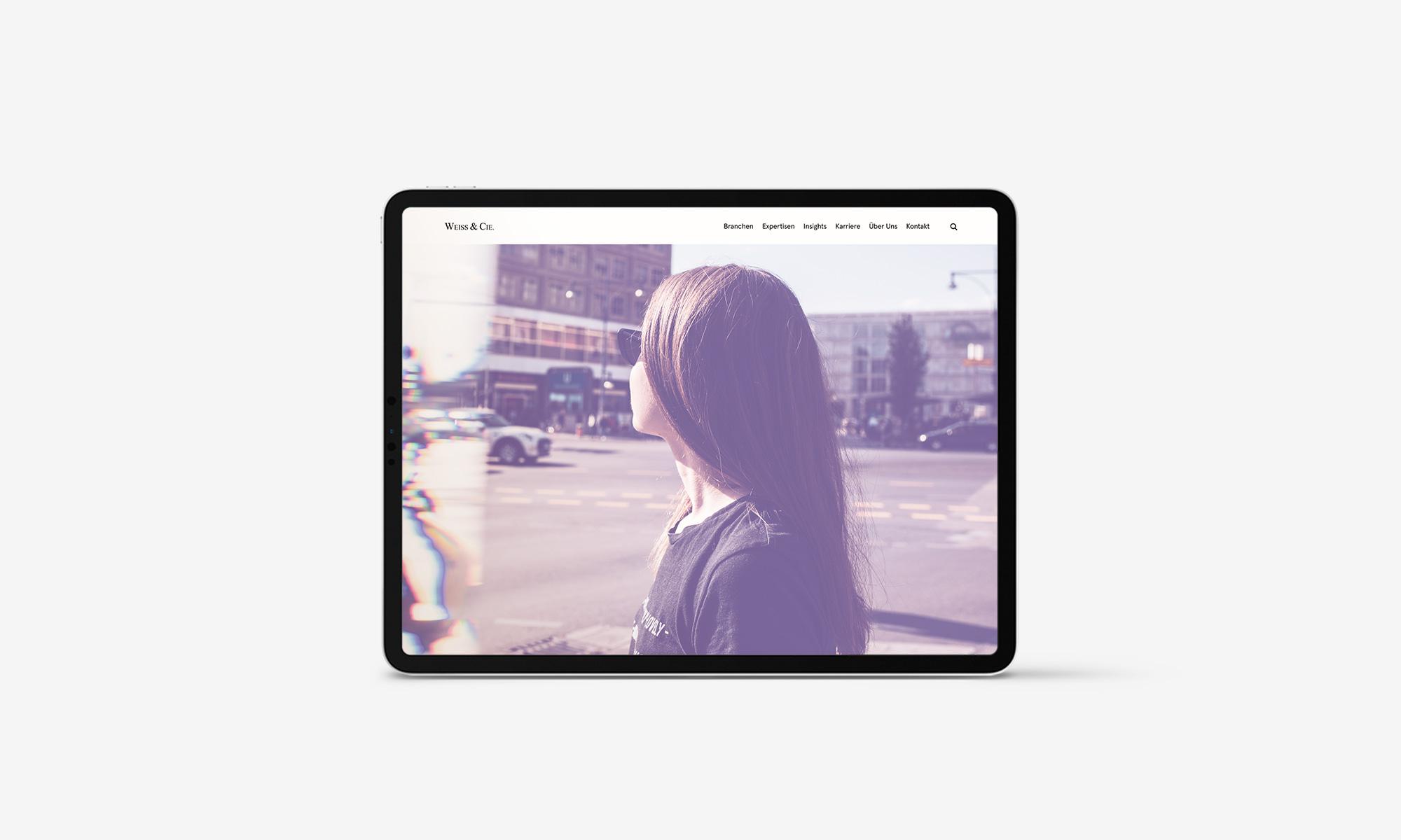 Weiss&Cie. Digital Branding