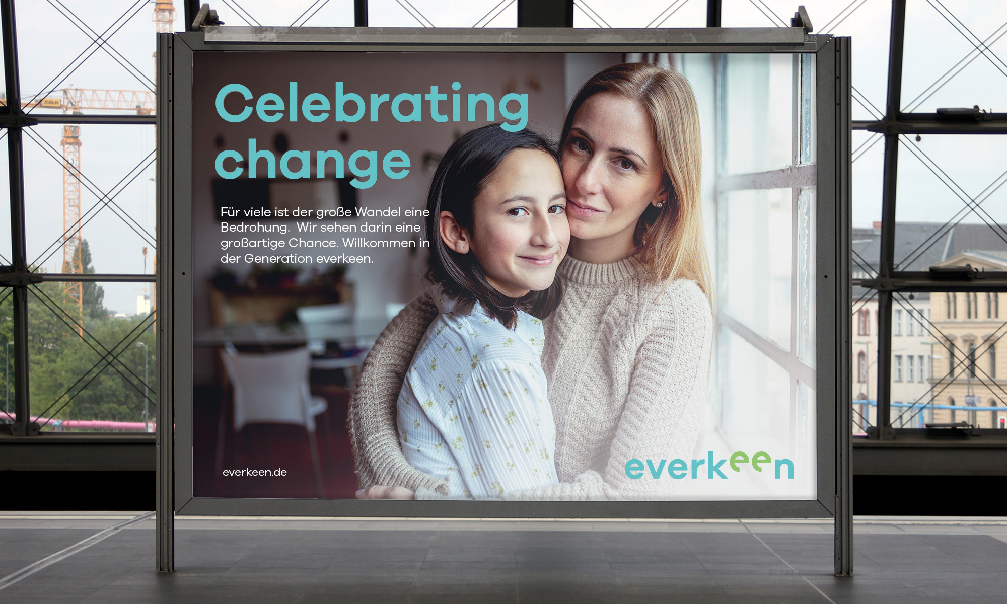 everkeen. celebrating change.